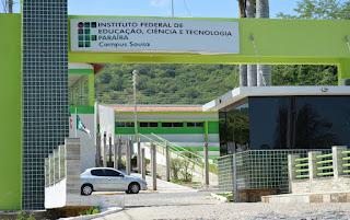 IFPB abre seleção para docentes bolsistas de Educação Física em Sousa