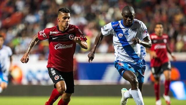 Puebla vs Tijuana en vivo Apertura 2016 Liga MX