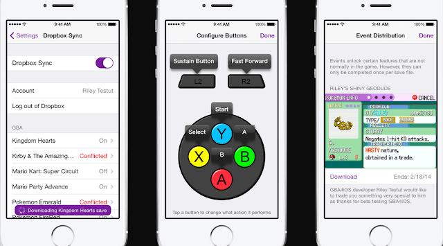 GBA4iOS for iOS