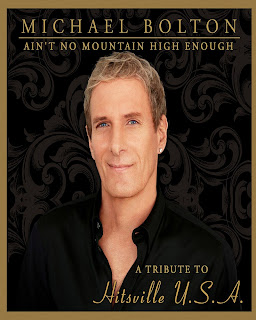 Michael Bolton-Ain't No Mountain High Enough