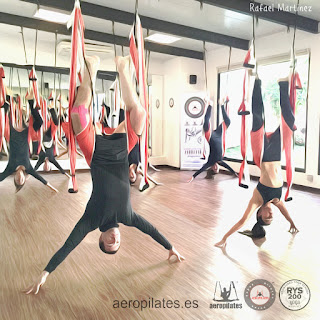AEROPILATES® CURSOS COLOMBIA