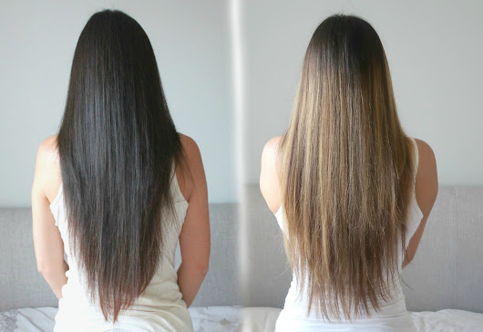 My Hair Journey | Dark To Light Hair
