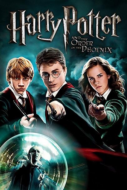 فیلم دوبله : هری پاتر و محفل ققنوس 2007 Harry Potter and the Order of the Phoenix
