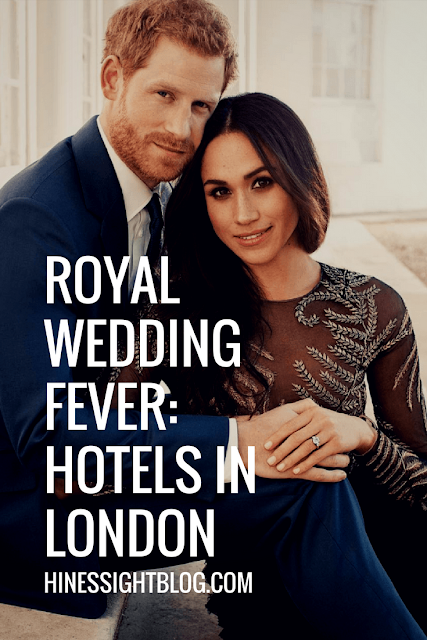 As Prince Harry and Meghan Markle get ready to Wed. London is excited and has Wedding Packages that will make you also feel Royal.