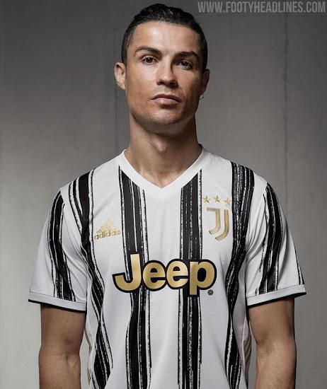 Juventus 2020 21 Home Kit Released Footy Headlines