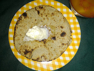 Bajre ki Roti recipe | Bajra Roti | Millet Flour Roti | How to make Bajre ki Roti?