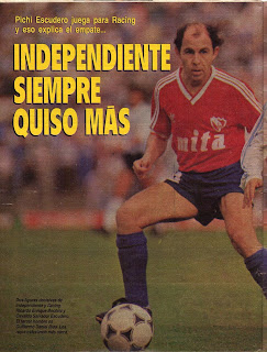 APERTURA 1990: INDEPENDIENTE 1 RACING 1