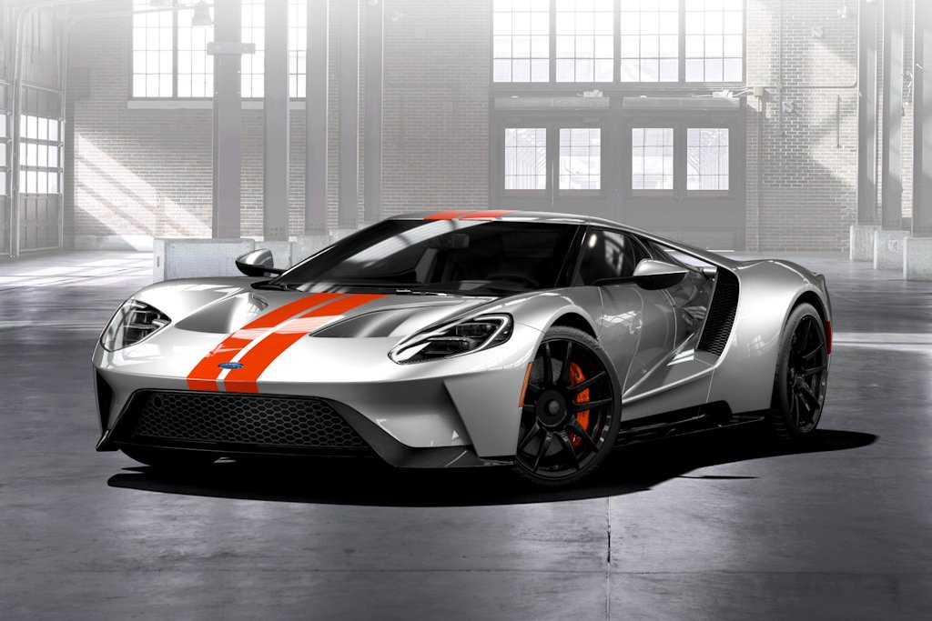The New Ford Gt Website Offers A Configurator Allowing Consumers Their First Chance To Build The Ford Gt Of Their Dreams And Easily Share Their Dream
