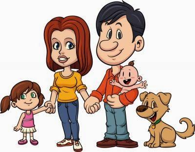 Unduh 640  Gambar Animasi Keluarga Bergerak HD Paling Keren