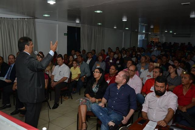 PCdoB realiza reunião com prefeitos e vice-prefeitos eleitos pelo partido