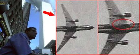 Aviões modificados de 11 de setembro