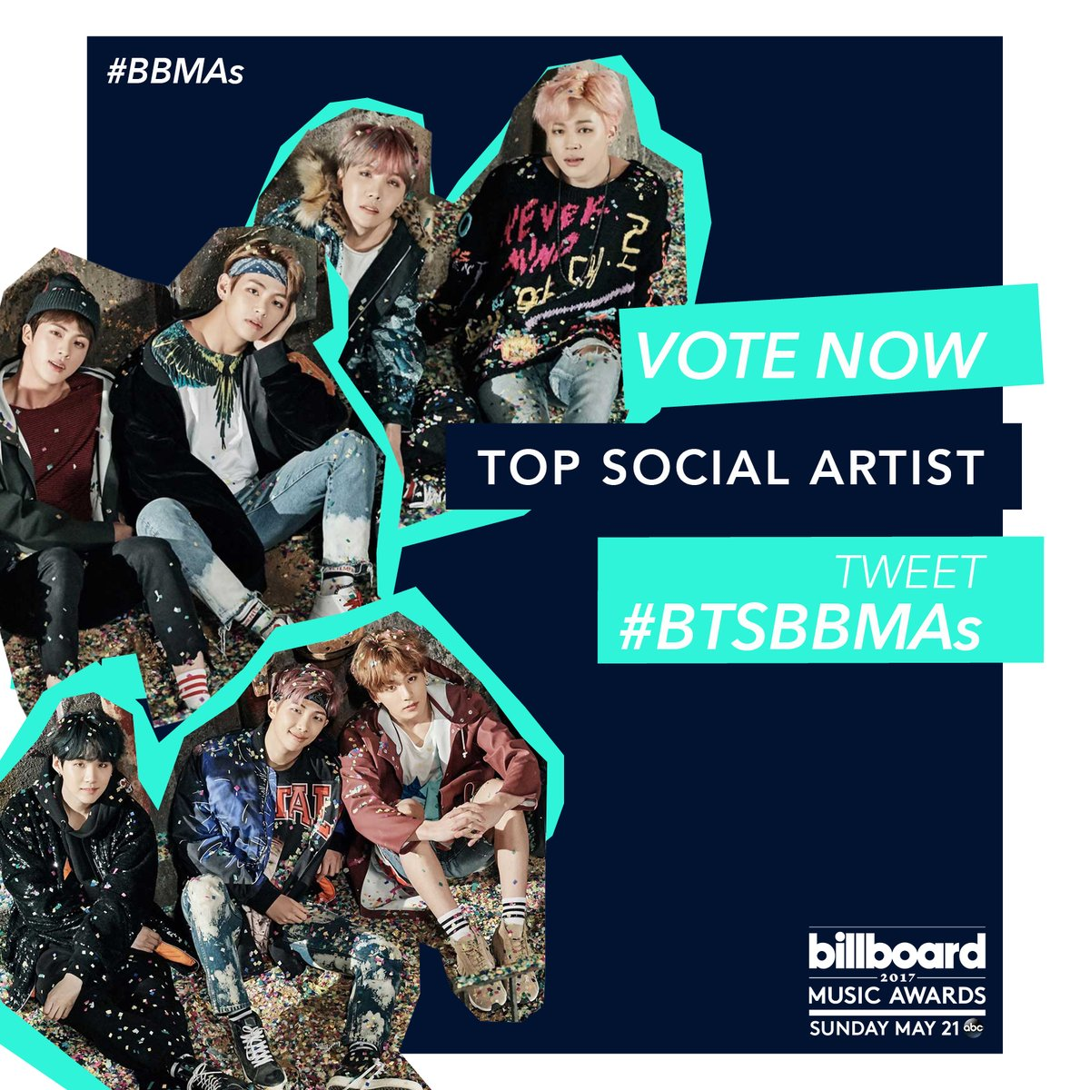 bts top social artist billboard