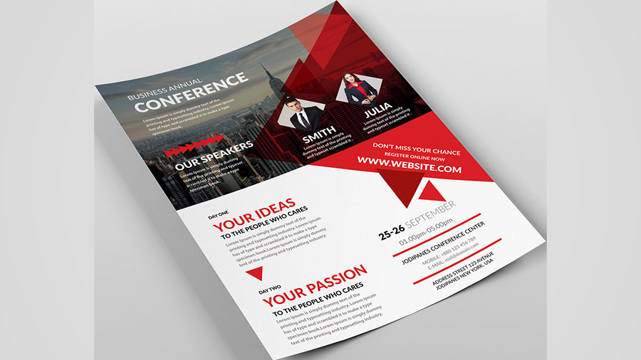 how to make best flyer design in photoshop