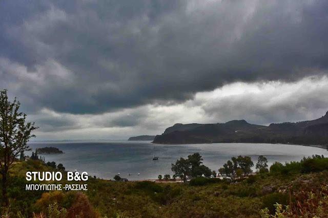 Αλλάζει ο καιρός: Από τον καύσωνα στις βροχές και το χαλάζι