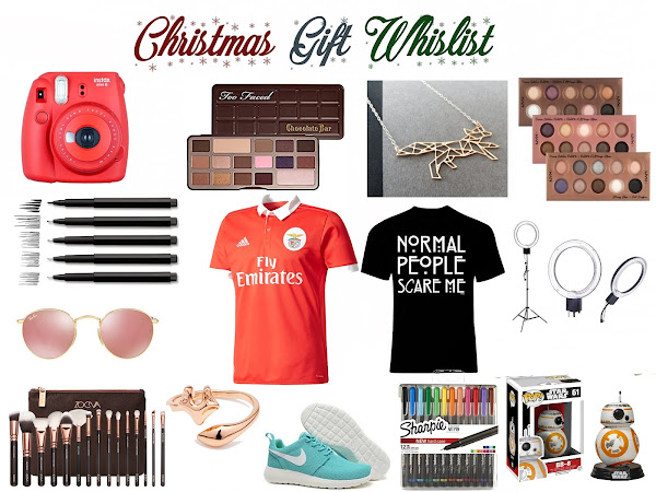 Christmas Whishlist