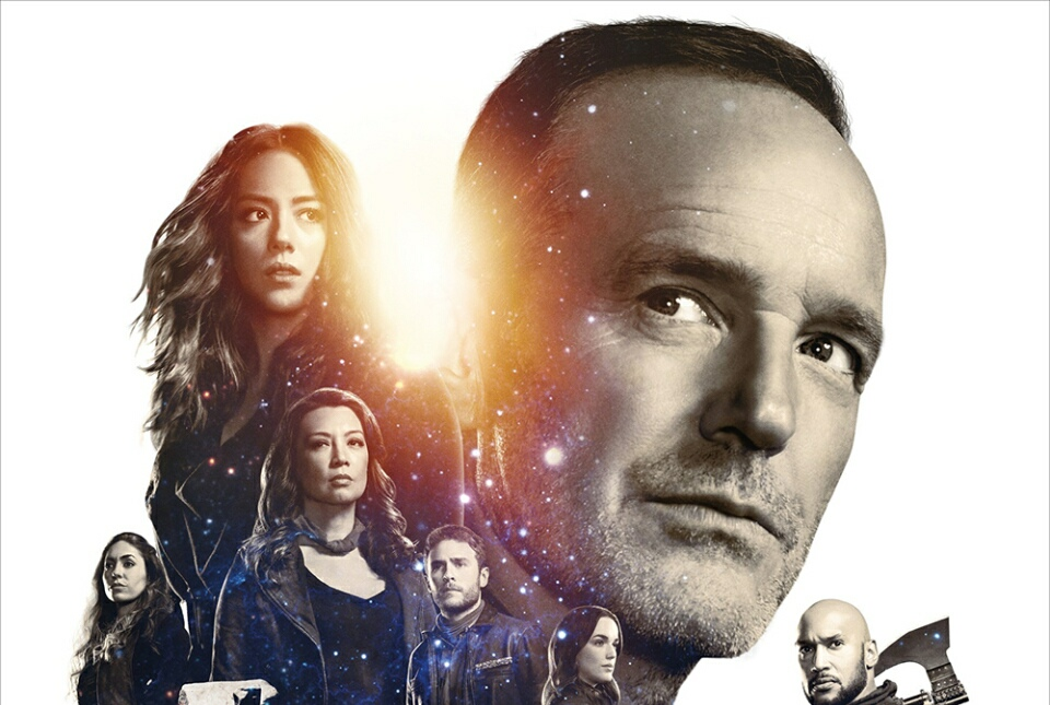 Marvel's Agents of S.H.I.E.L.D : 5th Season Trailer And New Key Visual.