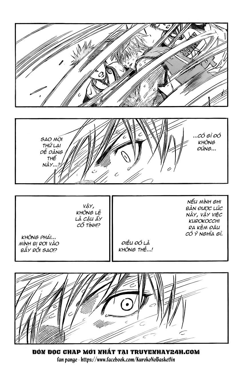 Kuroko No Basket chap 201 trang 13
