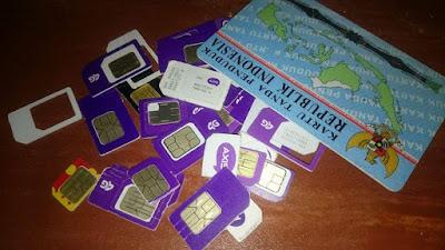 Cara Melakukan Registrasi Ulang SIM Card