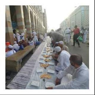 ilusi buka puasa pertama ramadhan