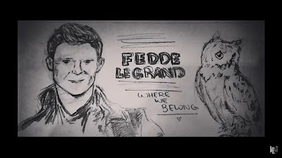 Fedde Le Grand & DI-RECT - Where We Belong ( #Lyric #Video )