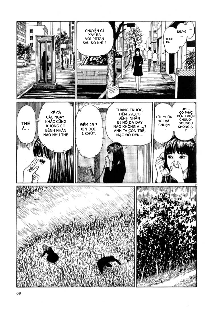 Black Paradox chap 3 trang 9