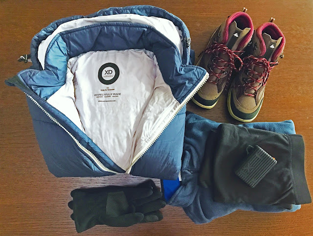 Packing tips for a winter trip
