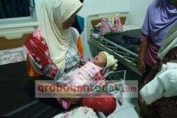 Baru Dilahirkan Dua Jam, Bayi di Grobogan Ini Dibuang