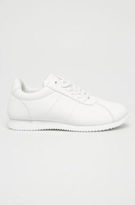 Answear - Pantofi sport albi de dama moderni ieftini