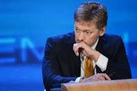 Kremlin spokesman Dmitriy Peskov