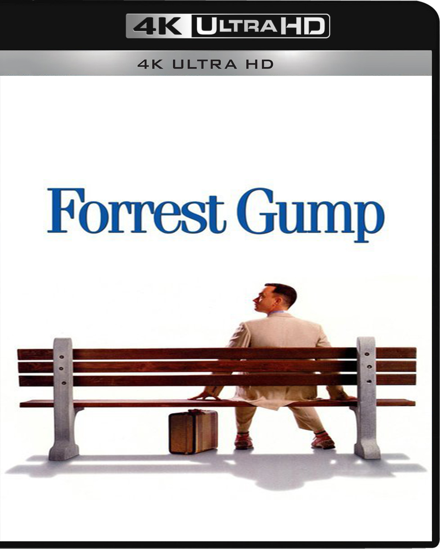 Forrest Gump [1994] [UHD] [2160p] [Latino – Castellano]