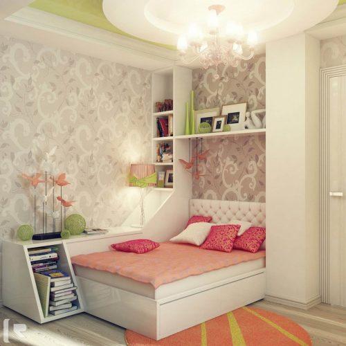 Desain Kamar Tidur Minimalis Ukuran 3x3