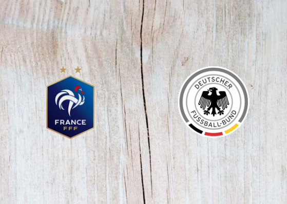 France vs Germany Full Match & Highlights 16 October 2018