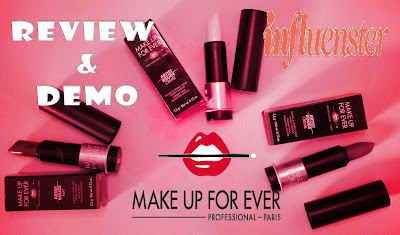 Make Up For Ever Artist Rouge Lipsticks Review   Influenster