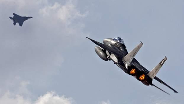 Israel menyerang objek militan Palestina