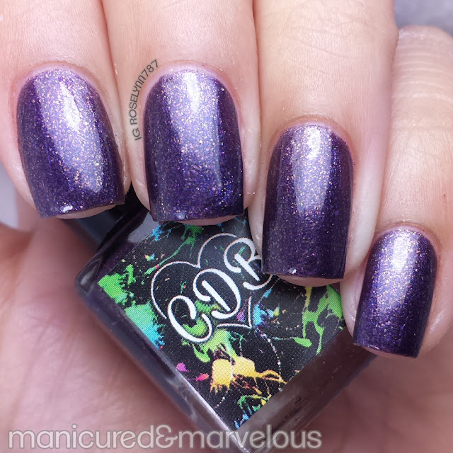 CDB Lacquer - Powerful Magics