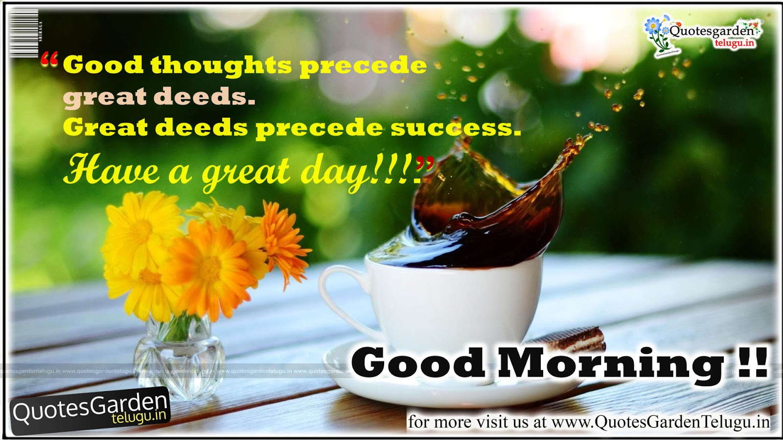150 Unique Good Morning Quotes And Wishes: Great Good Morning Quotes Wishes Messages