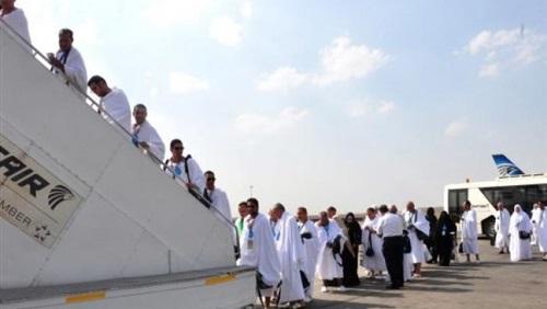 4 آلاف و640 حاجًا في طريقهم اليوم للأراضى المقدسة على متن 19 رحلة مصرية