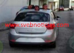 Dejan tres cabezas arriba de un auto en colonia Progreso de Acapulco Guerrero
