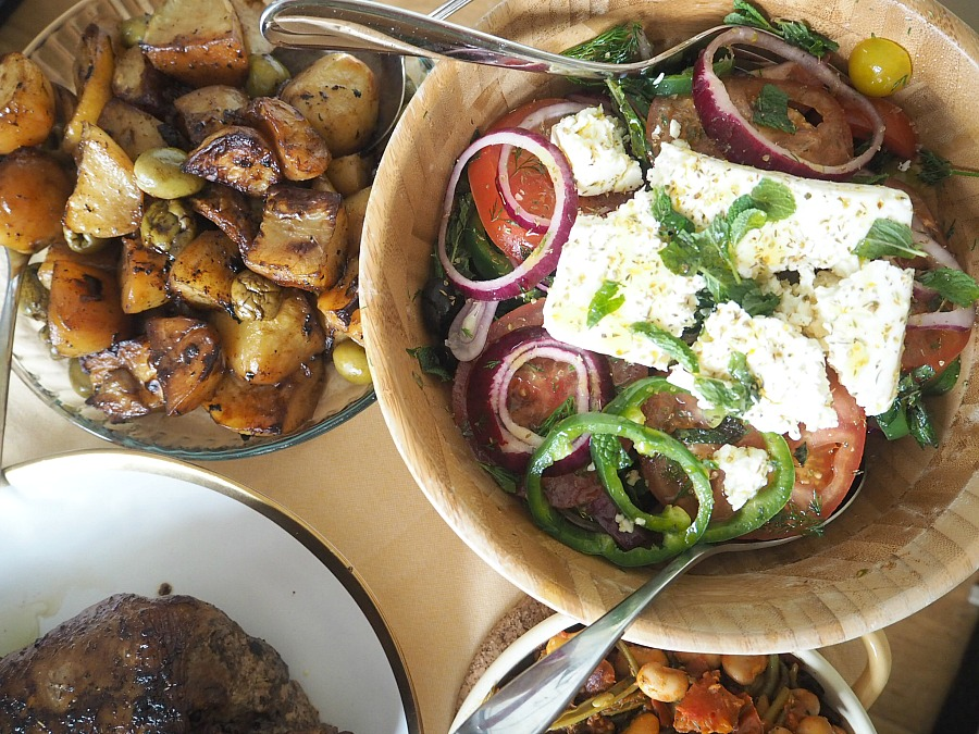 mamasVIB   V. I. BUYS: My love affair with Greece and my go-to Greek lunch {Staycation Style #5}