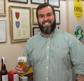 Sommelier de cervejas Gustavo Renha conduz jantar harmonizado
