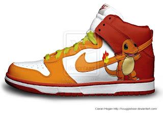 wholesale dealer bd78c b2861 ... low price charmander shoes nike sb dunk pokemon for sale 40014 2994d