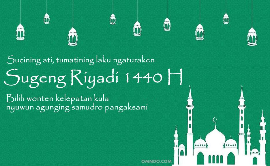 10 Ucapan Hari Raya Idul Fitri Bahasa Jawa Omndo Com