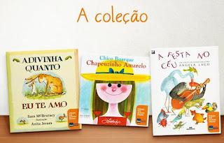 Leia para uma Criança, iniciativa da Fundação Itaú Social - Coleção 2011