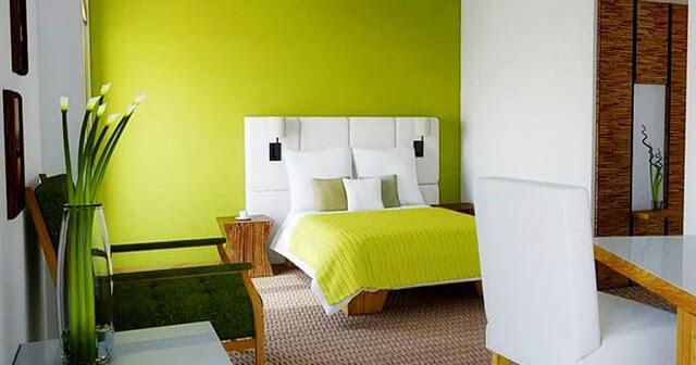 Warna Cat Kamar Tidur Minimalis Dindin Design