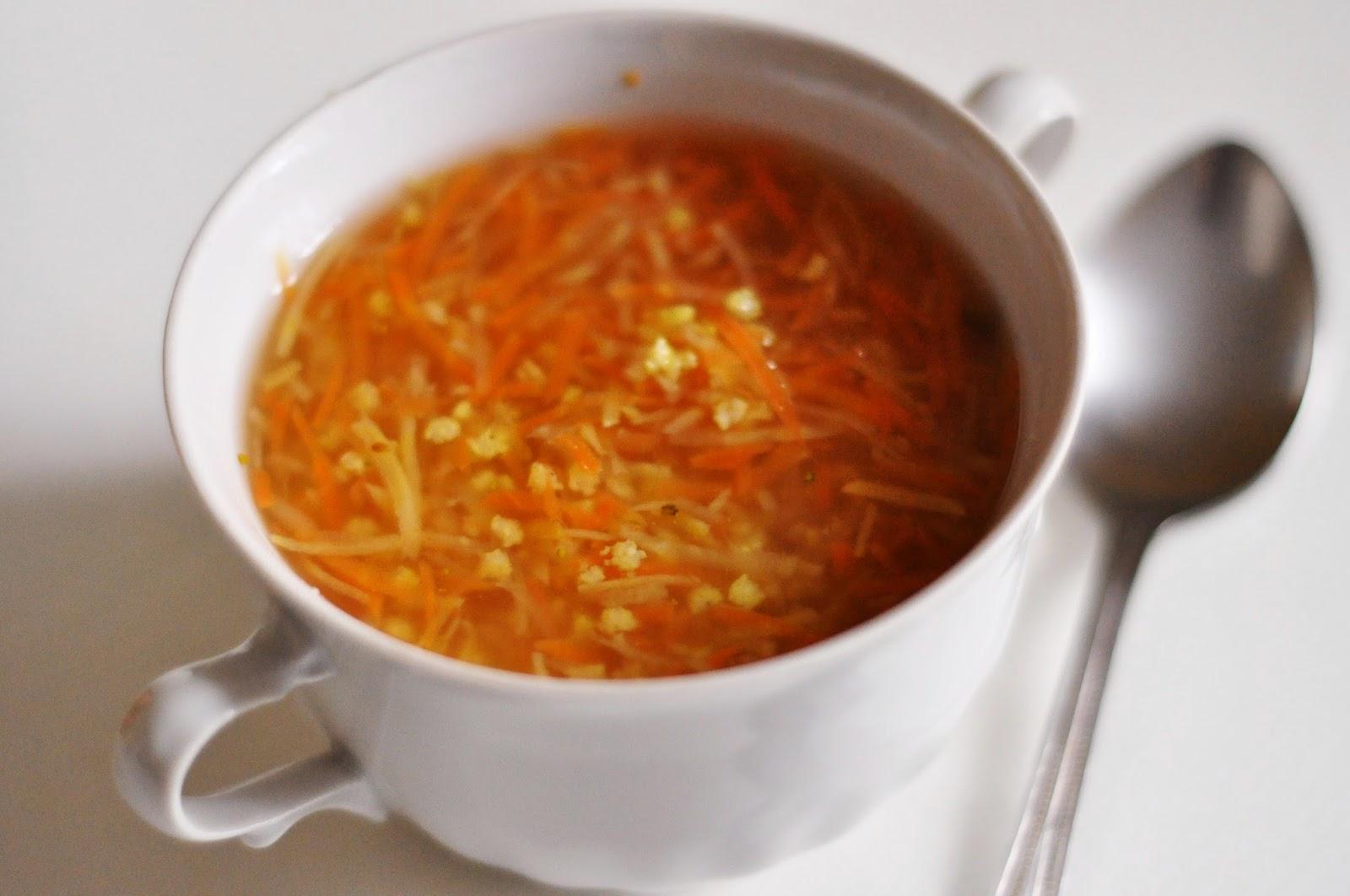 Oczyszczająca zupa jaglana | najlepsza! | detoks jaglany