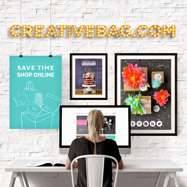 Creative Bag | packaging supplier for business, marketing, parties and celebrations