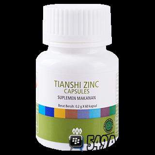 zinc, kapsul zat seng, hormon pertumbuhan, perbaikan hormon, meningkatkan hormon