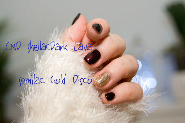 CND Shellac Dark Lava - CND Shellac
