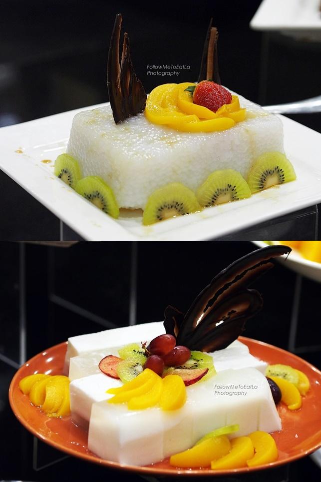 Sago Gula Melaka & Jelly