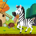 Games4King Zebra Escape
